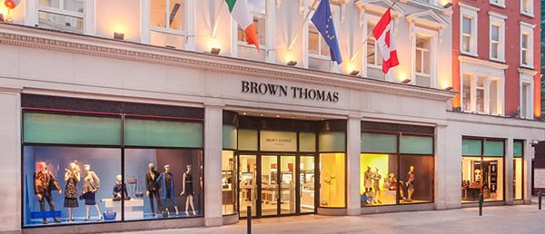 Brown Thomas Dublin