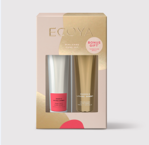 Ecoya - Spend over €40 and Recieve Gift