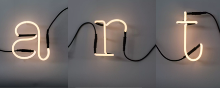 Seletti - Neon Light Transformer