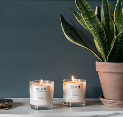 NEOM - SS21 Spend €60 Receive Standard Candle