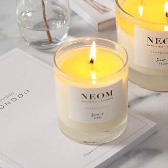 NEOM - March21 - Spend €60 free travel candle