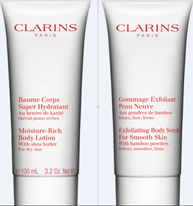 Clarins Step up Gift 2020