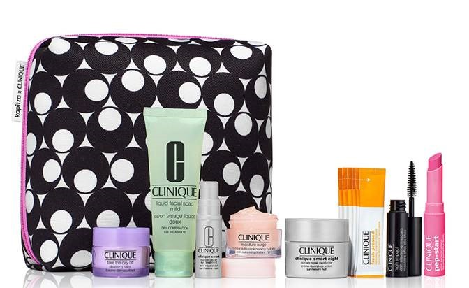 Exclusive Clinique Gift