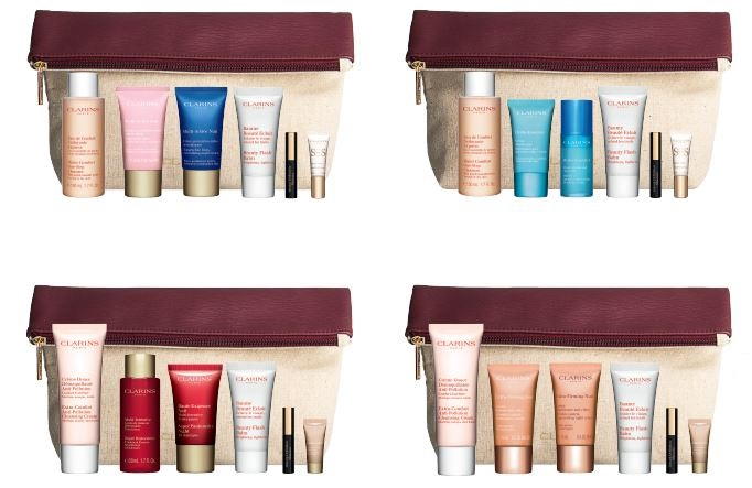 Exclusive Clarins Gift