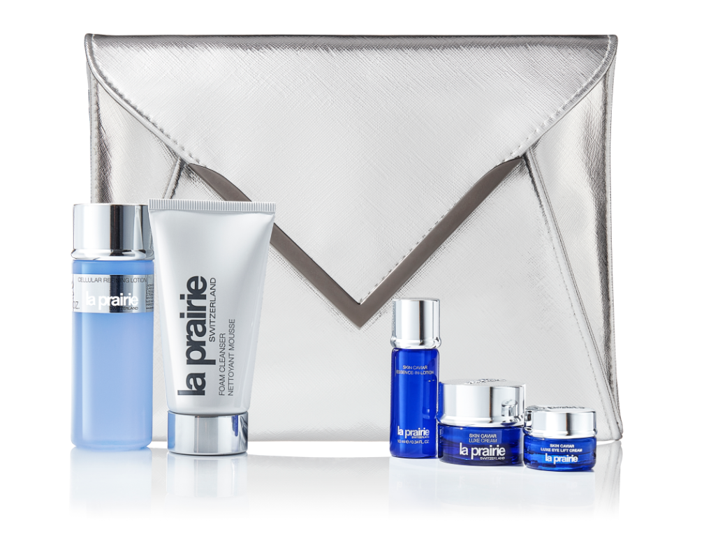Exclusive La Prairie Treat