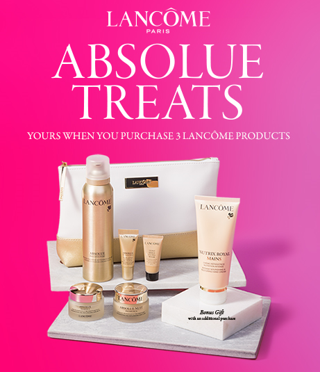 Exclusive Lancome Gift