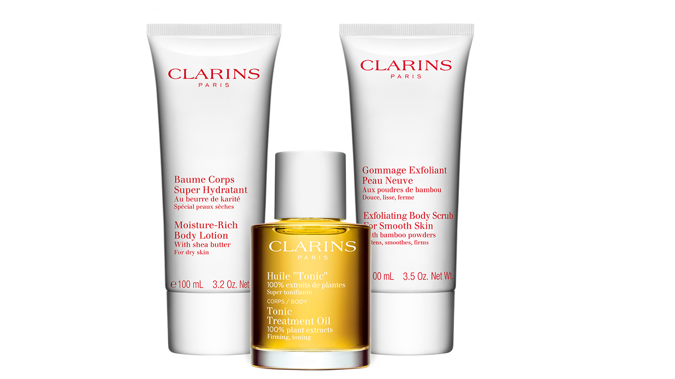 Clarins Feb Step up 2021